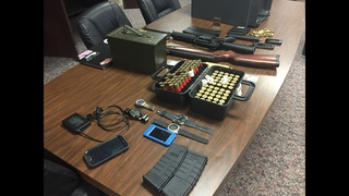 Teen arrested after trying to trade stolen AR-15 on Facebook