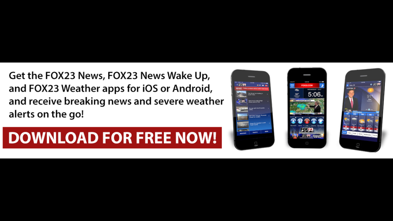 Download the FOX23 News App | FOX23