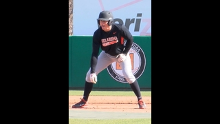 OSU hits the diamond for first baseball practice
