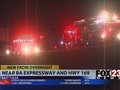Possibly drunk driver crashes in east Tulsa