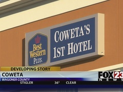 OSBI investigates shooting at Coweta hotel