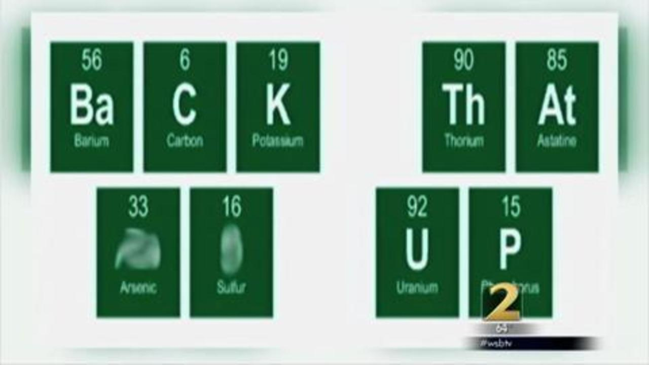 Periodic table sentences images periodic table of elements list spelling with the periodic table choice image periodic table of urtaz Images