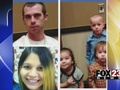 VIDEO: Search underway for missing Hominy family