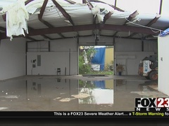 Bixby property damaged further in Friday storms