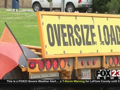 Okmulgee highway closed due to oversized load