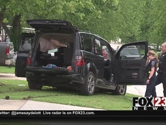 Tulsa police chase ends with crash