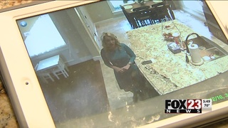 Surveillance cameras could put your home at risk