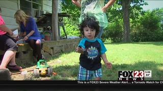 Parents fight accusations of abuse caused by son