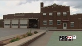 Mold forces Jenks firefighters out of station