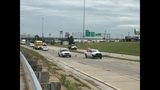 Lanes re-open after deadly crash on I-44 at new Sapulpa Road