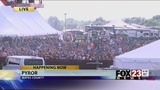 Thousands attend Rocklahoma in Pryor