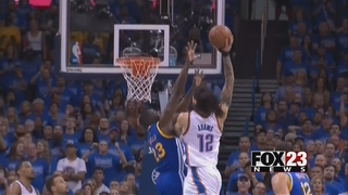 Warriors force Game 7 in win against Thunder