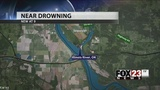 Boy hospitalized after accident on Illinois River