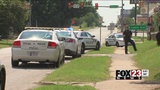 VIDEO: Tulsa police investigate armed robbery near Admiral and Delaware