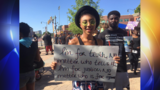 Black Lives Matter protest in Oklahoma City
