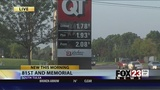 VIDEO: Workweek starts with gas price dip in Green Country
