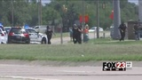 VIDEO: Standoff near Air National Guard ends in arrest