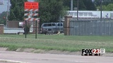 VIDEO: Woman arrested after Air National Guard standoff