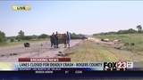 VIDEO: One killed in Highway 169 crash north of Talala