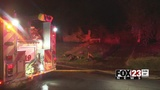 VIDEO: Cause of north Tulsa house fire under investigation