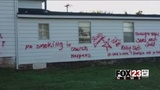 Church officials: Woman jailed on graffiti charges should receive help,…