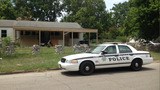 Woman hospitalized after hit by door during north Tulsa home invasion