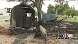 VIDEO: American Legion asks for help after shed fire