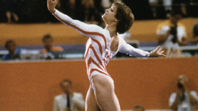 mary lou retton video