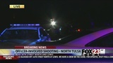 VIDEO: Police: Man approached officers, reached into car prior to officer-involved shooting