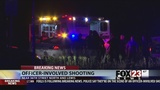 VIDEO: Police officer shoots man after stop in north Tulsa