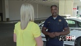 VIDEO: Tulsa police officer uses Facebook to offer protection, encourage change after shooting