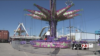 Seven inspectors responsible for inspecting all 61 rides at Tulsa State Fair