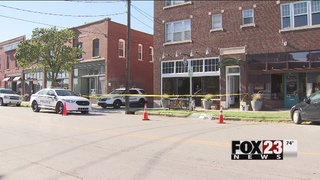 Victim identified after downtown Tulsa stabbing