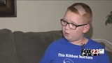 Tulsa officers help raise young boy