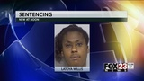 Woman accused in deadly stabbing to serve 25 years