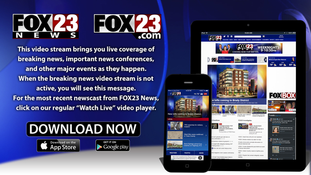 FOX23 News Live Coverage