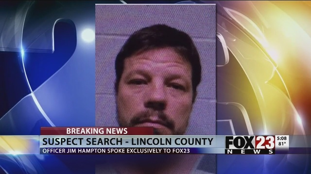 UPDATES: Manhunt underway after Lincoln County man