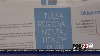 Tulsa committee to develop 10-year plan to address mental health