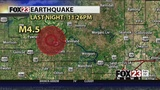 VIDEO: Earthquake in Pawnee