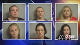 VIDEO: Family arrested for theft in Owasso