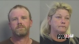 Duo arrested after Red Dirt Nation break-in