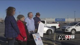 National group gathers outside Tulsa Walmart to ask for safety changes