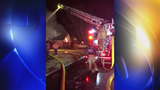 Fire destroys south Tulsa home
