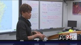 FOX23 enlists help delivering Golden Apple Award