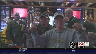 Largest Packer fan club outside of Wisconsin cheers team on in Tulsa