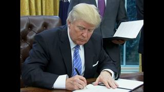 Trump White House signals no quick move to revoke Obama immigration actions