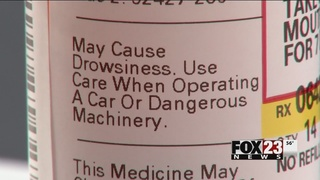 Police warn to check medication labels before driving