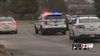 Suspects named after Tulsa chase in stolen vehicle