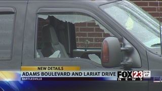 Bartlesville cars vandalized, police investigate