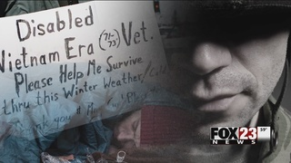 FOX23 Investigates: Tiny Homes for Big Heroes